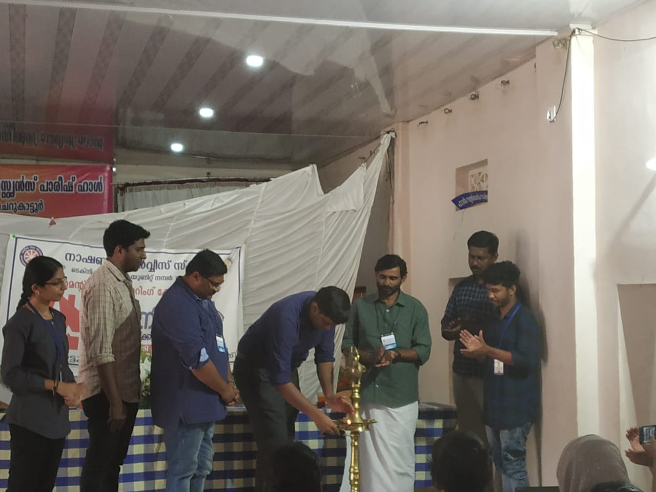 NSS Camp Inaguration - 25/01/2019