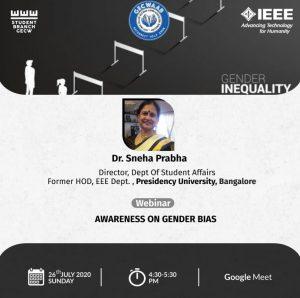 IEEE SB GECW Webinar